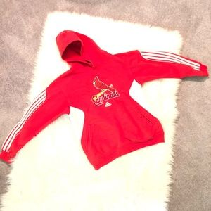 Adidas heavyweight cotton embroidered Cardinals L